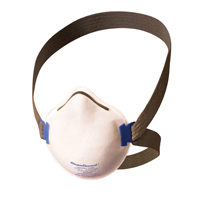 Jackson Safety R10 Unvalved Respirator (Pack of 1) 64250