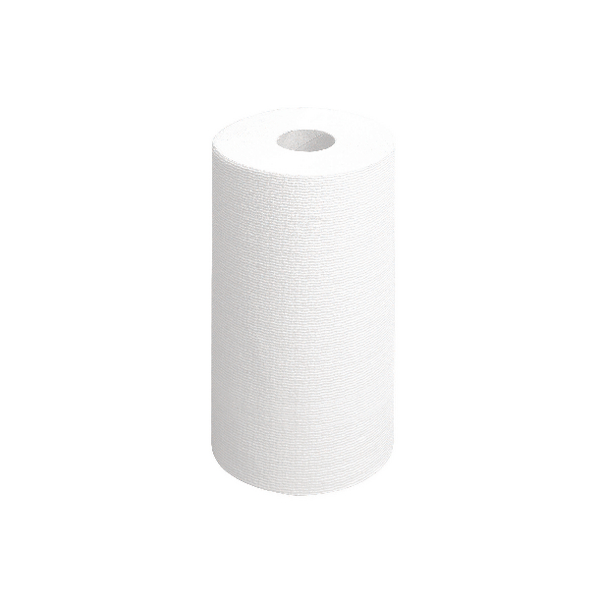 WYPALL L20 HYGIENE ROLL 7415 2PLY WHT P6