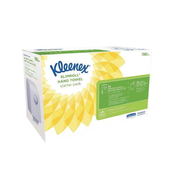 Kleenex Slim Starter Pack Towel 7992