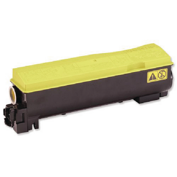 Kyocera Yellow TK-570Y Toner Cartridge