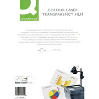 Q-Connect Laser Colour OHP Film (50 Pack) KF00142