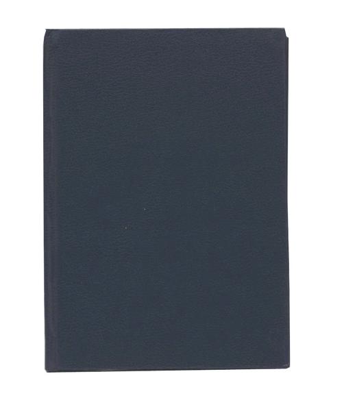 Image for Q-Connect A6 Manuscript Book Index 96pp