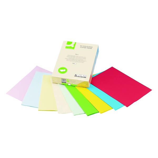 Q-Connect Cream Copier A4 Paper 80gsm (500 Pack) KF01092