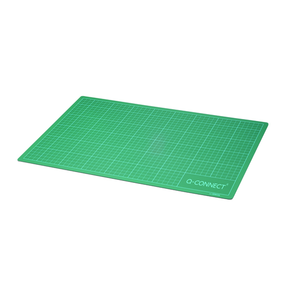 Q-Connect A1 Green Cutting Mat