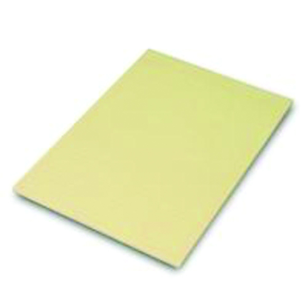 Q-Connect Yellow A4 Notebook 60 Leaf (10 Pack) KF01388