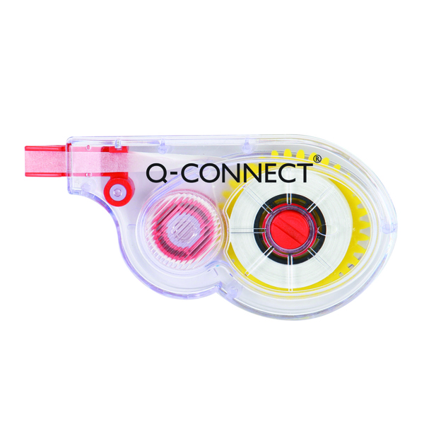 Q-Connect Correction Roller White