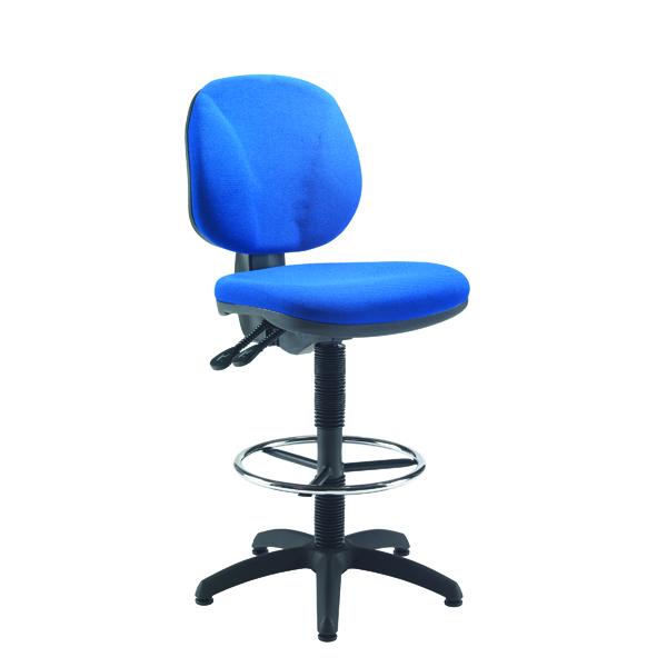 Arista Draughtsman Blue Chair