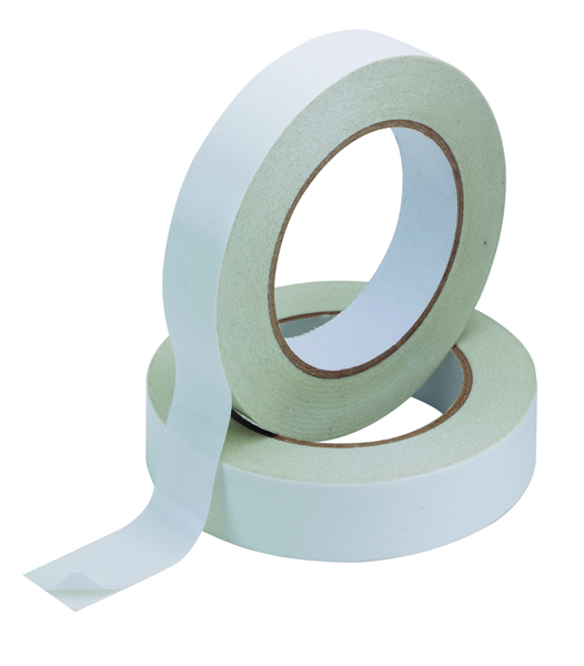 Q-Connect Double Sided Tape 25mm x 33m Pack of 6 KF02221