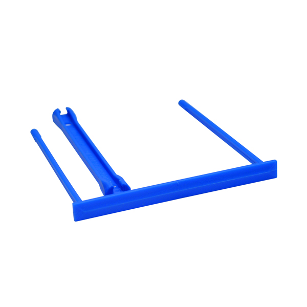 Q-Connect E-Clip Blue (100 Pack) KF02282
