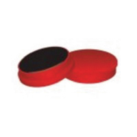 Image for Q-Connect Magnet 25mm Red Pack of 10