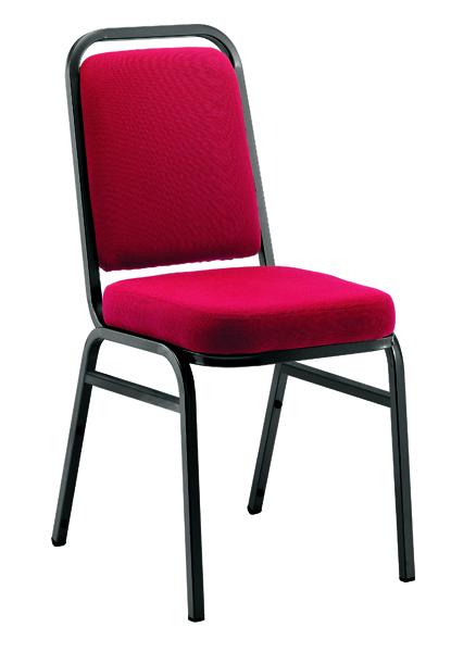 Arista Banqueting Chair Claret