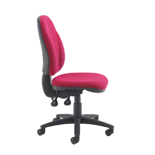 Arista Concept High Back Tilt Operator Chair Claret