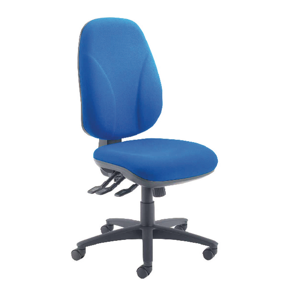 Arista Concept High Back Maxi Tilt Operator Blue Chair