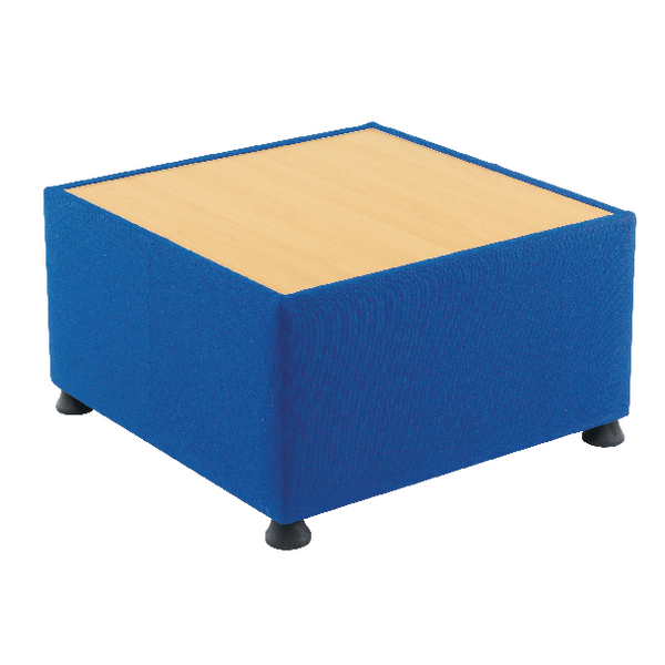 Image for Arista Blue Modular Reception Coffee Table