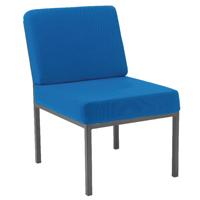 Jemini Reception Blue Chair