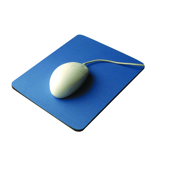 Q-Connect Blue Economy Mouse Mat 29700