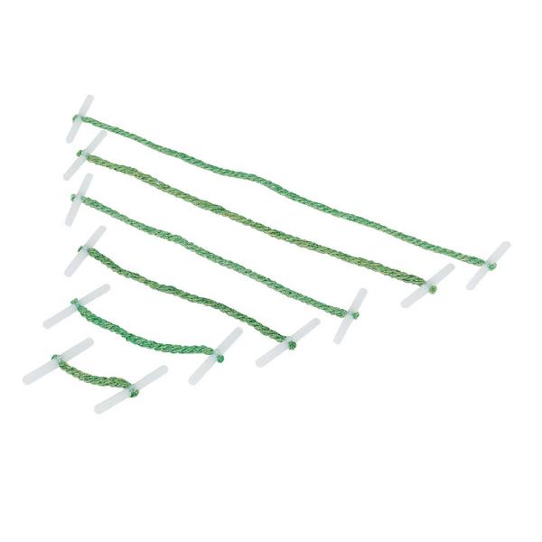 Q-Connect 152mm Metal Treasury Tag (100 Pack) KF04585
