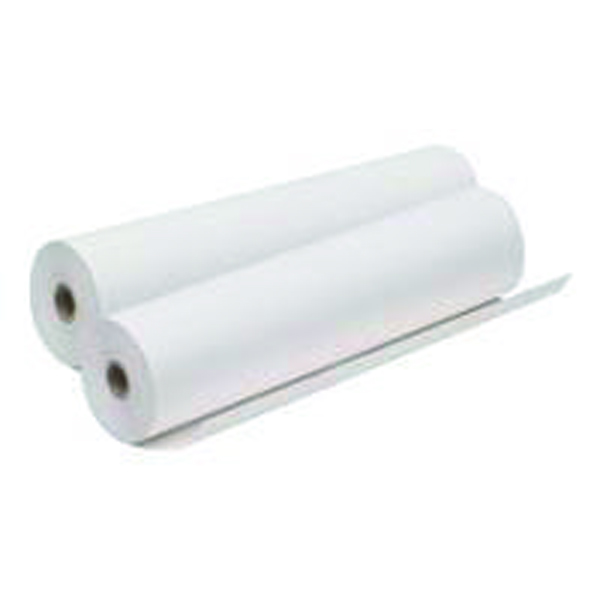 Q-Connect White 210mmx50m Fax Roll (Pack of 6)