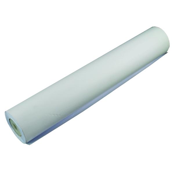 Q-Connect Plotter Paper 610mm x50m 90gsm Pk 4 Rolls