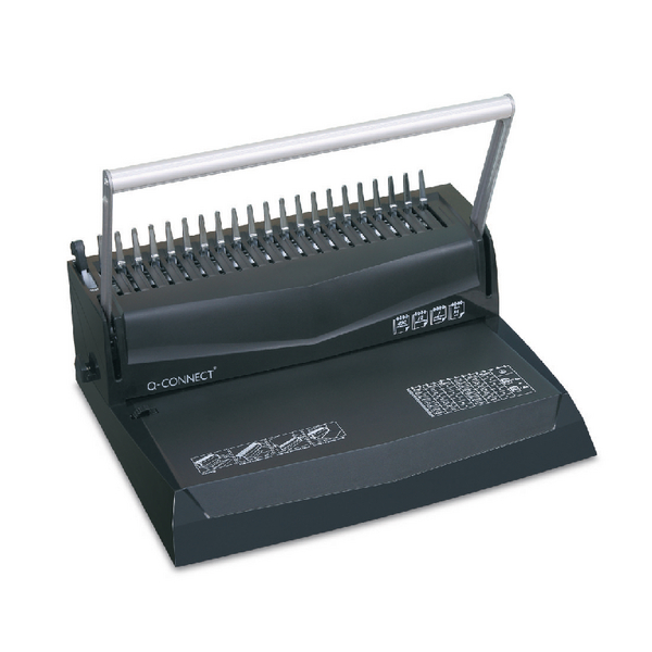 Image for Q-Connect Premium Comb Binder 12