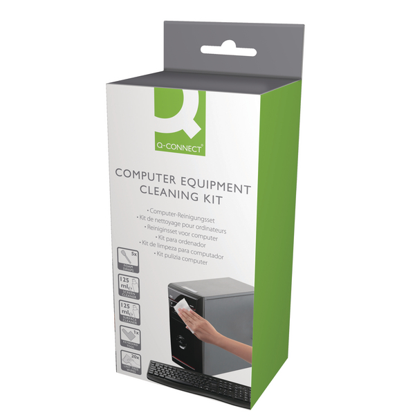 Q-Connect Equipment Cleaning Kit AECK000QCA