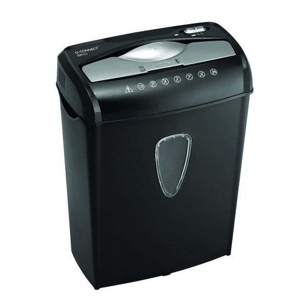 Image for Q-Connect Cross Cut Paper Shredder
