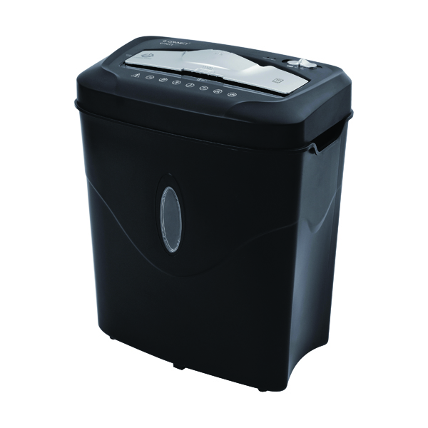Q-Connect Cross Cut Paper Shredder Q10CC2 KF17975