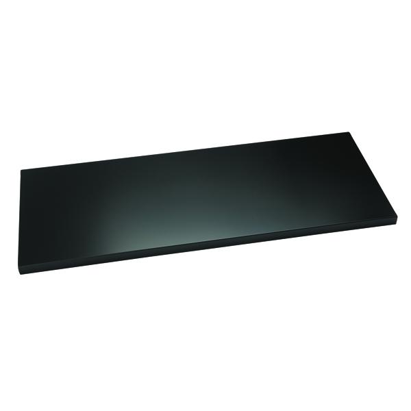 Jemini Black Additional Stationary Cupboard Shelf