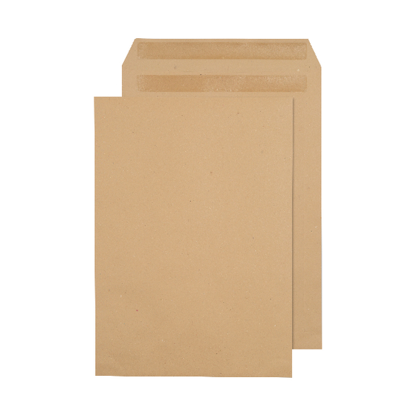 Q-Connect C4 Envelope 90gsm Self Seal Manilla (250 Pack) X1082/01