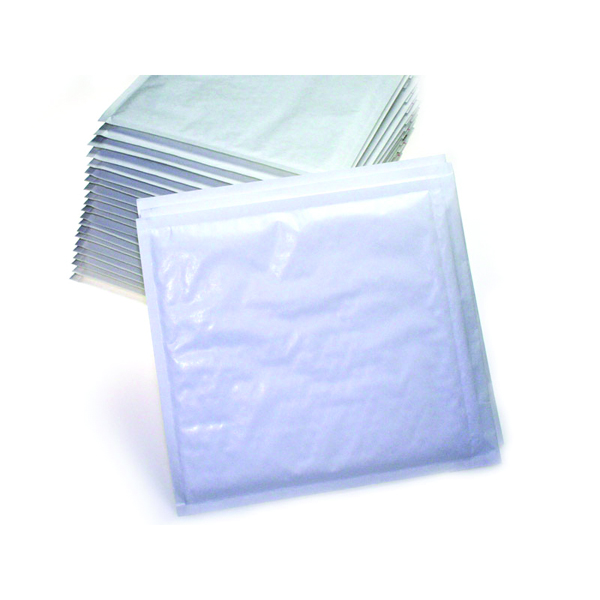 Image for Q-Connect Padded Gusset C5 Envelopes 229x162x50mm Peel and Seal White (Pack of 100)