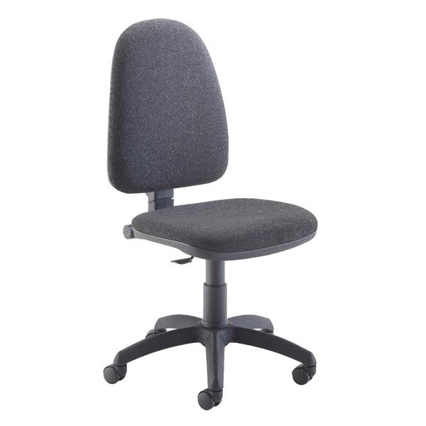 Jemini High Back Operator Charcoal Chair