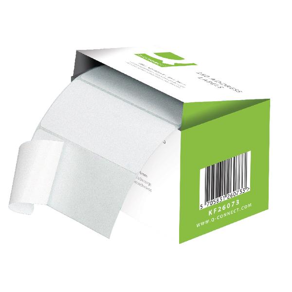 Q-Connect Adh Address Label Roll 102x49