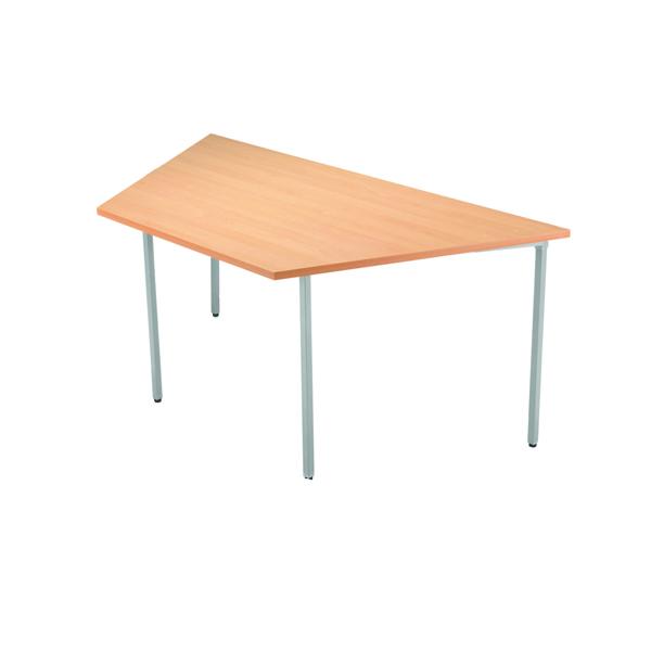 FF Jemini Trapez Table 1600X800mm Oak