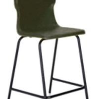 FF DD Titan Poly High Chair 560mm Char