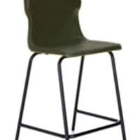 FF DD Titan Poly High Chair 610mm Char