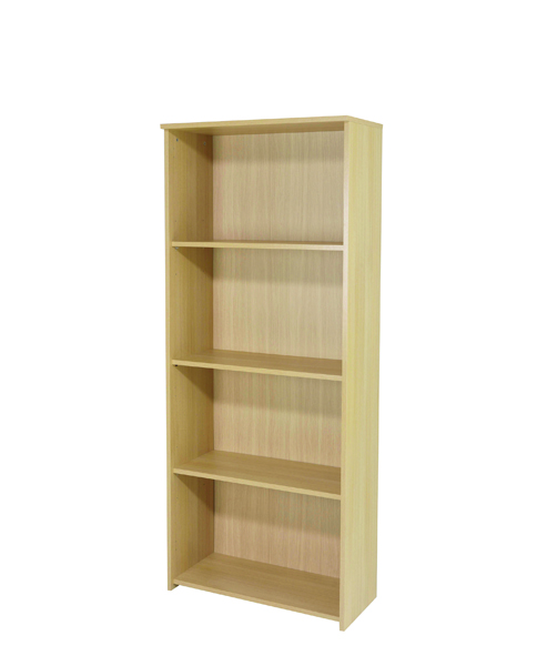 Jemini 1750mm Large Bookcase Ferrera Oak KF73515
