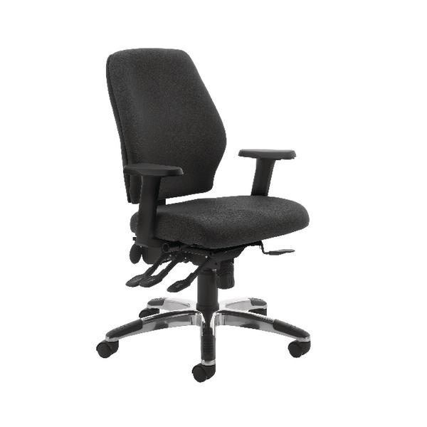 Cappela Agility High Back Posture Black Chair