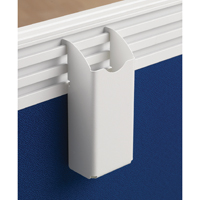 Arista Pencil Cup White (Pack of 1)