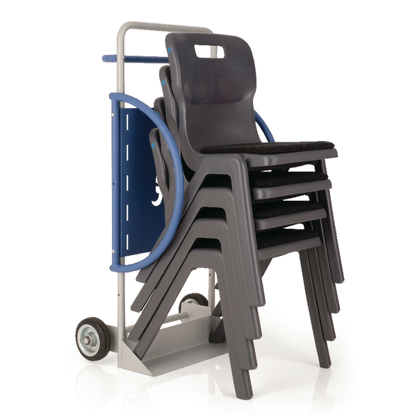 Image for Titan One Piece Chair Trolley