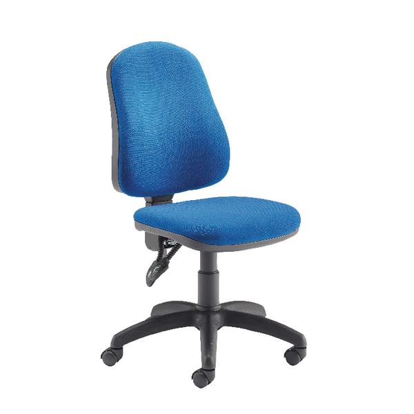 Jemini Plus High Back Operator Blue Chair