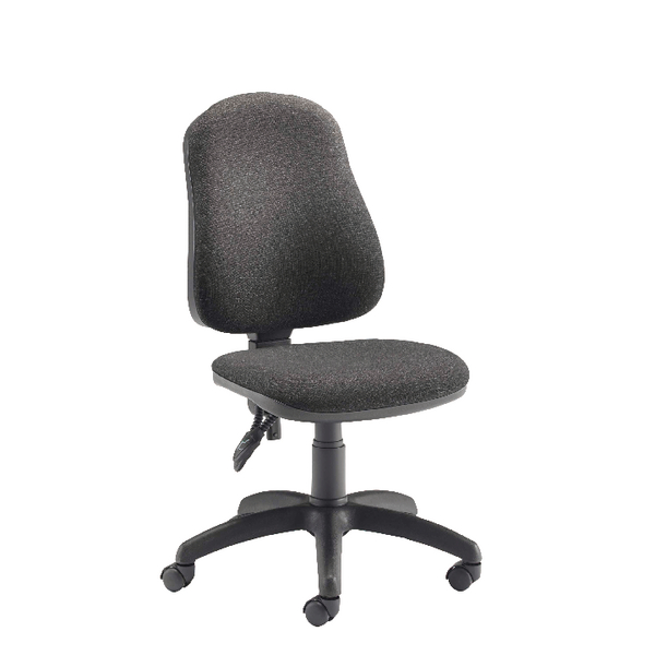 Jemini Plus High Back Operator Charcoal Chair