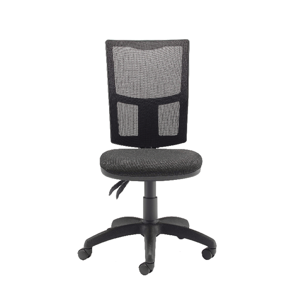 Arista High Back Mesh Task Black Chair