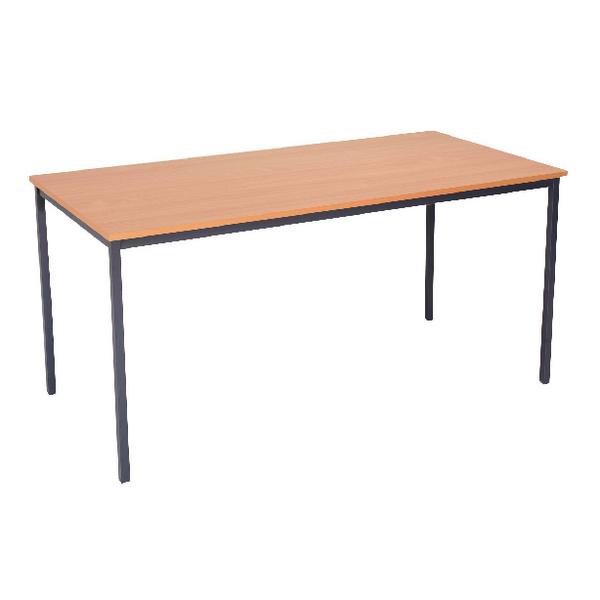 Image for Jemini Intro 1200x750x726mm Bavarian Beech Training Table