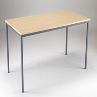 Image for Jemini Intro 1500x750x726mm Warm Maple Training Table