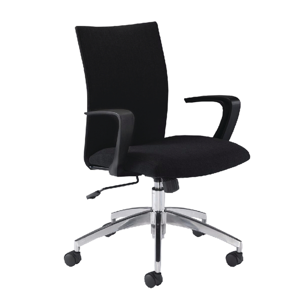 Arista Soho Black Chair
