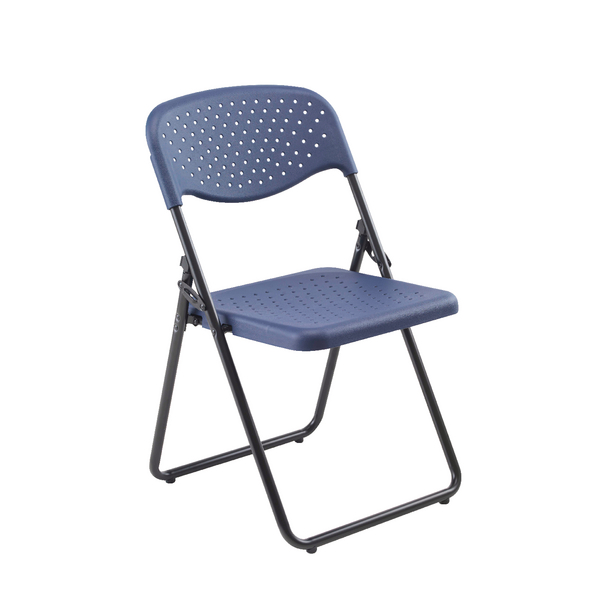 Jemini Dark Blue Folding Chair