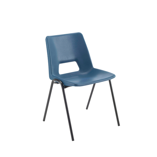 Image for Jemini Classroom Blue Chair 260mm