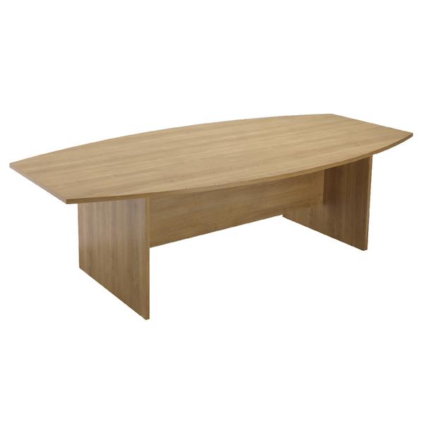Avior 2400mm Boardroom Table Ash