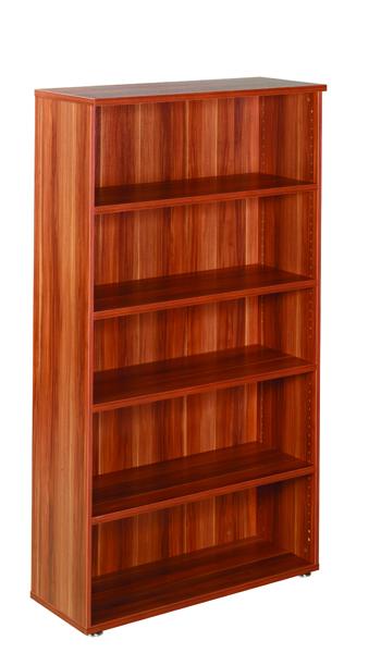 Avior 1800mm Cherry Bookcase