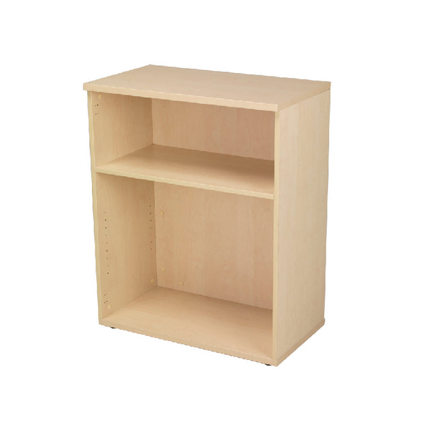 Jemini 1 Shelf Maple 1000mm Bookcase